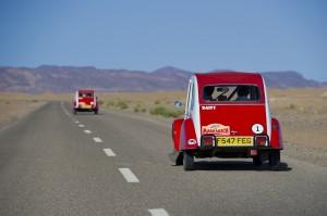 2cv Rally Morocco